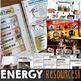 Energy Activities Resource Bundle