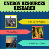 Energy Resources Research