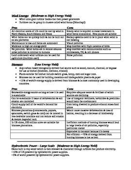 Energy Resources Unit