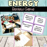 Energy Review Game