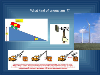 Energy Review Powerpoint