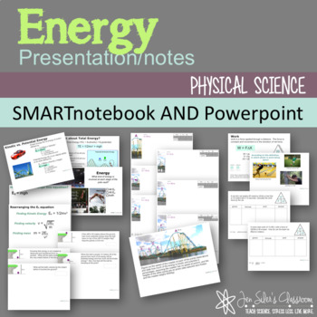 Energy SMARTnotebook