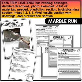 Energy STEM Challenges