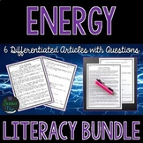 Energy Science Literacy Bundle