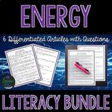 Energy Science Literacy Bundle