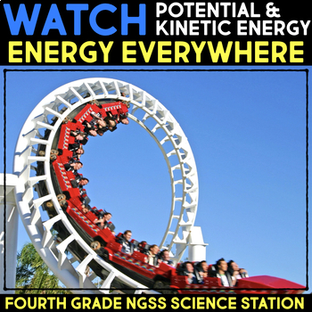 Watch Videos about Potential and Kinetic Energy - Transfer