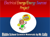 NGSS MS./HS. Waves: Electrical Energy Project