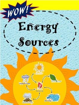 Energy Sources - Renewable and Nonrenewable