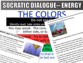 Energy Sources Socratic Dialogue