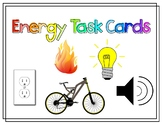 Energy Task Cards