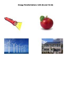 Energy Transfer Cards