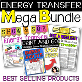 Energy Transfer Science Teaching Bundle - VALUED AT $8.00