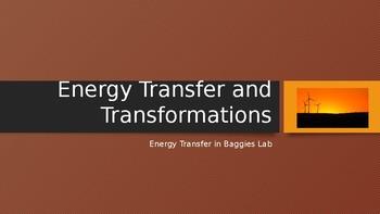 Energy Transfer & Transformations