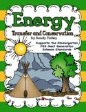 NGSS Kindergarten-PS3: Energy: Transfer and Conservation