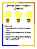 Energy Transformation Stations