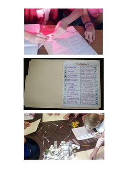 """Energy Transformation and Electrical Circuit  Review """"Quiz""""  Circuit Board"""
