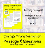 Energy Transformations (Distance Learning)