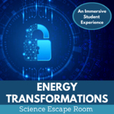 Energy Transformations Escape Room
