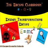 Energy Transformations Escape Room | The Escape Classroom