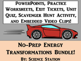 Energy Transformations Unit