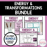 Energy Types and Transformations Bundle