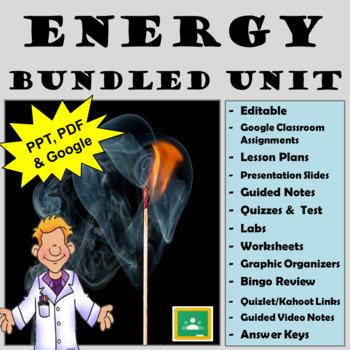 Energy Unit Bundle