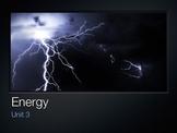 Energy Unit - AP Bio (Flipped Classroom)(PowerPoint)