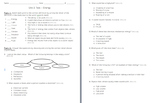 Energy Unit Assessment and Study Guide