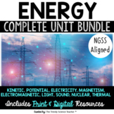 Forms of Energy Unit Bundle for Physical Science (Free Updates for Life)
