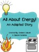 Energy Unit For Special Education