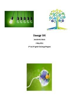 Energy Unit Plan