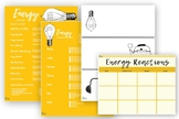 Energy Unit Plan | Light, Heat, Sound | Elementary Physics