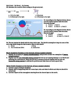 Energy Unit Test