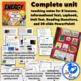 Energy Unit with Lapbook and Informational Text