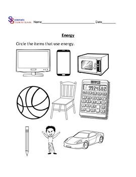Energy Uses Next Generation Science Standard 4 engineering 4th grade