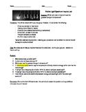 Energy - Visible Light Spectrum Inquiry Lab