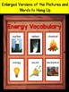 Energy Vocabulary Interactive Notebook