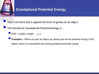 Energy - What is Energy
