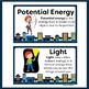 Energy Word Wall Cards