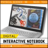 Energy Work and Simple Machines DIGITAL NOTEBOOK - Google
