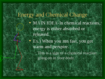 Energy and Chemical Change(Endothermic vs. Exothermic)