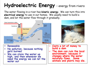 Physics. Energy and Energy resources  + Free Light Bundle 7 lessons