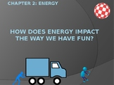 Energy and Machines Presentation