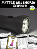 Energy and Matter Science Pack