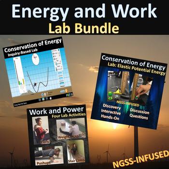 Energy and Work Lab Bundle