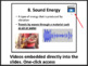 Energy And Its Forms - Physics PowerPoint Lesson Package