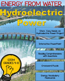 Energy: Hydroelectric Power with STEM Project