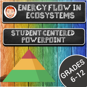 Energy in Ecosystems- PowerPoint