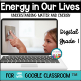 Energy in Our Lives | Grade 1 Science unit for use with Go