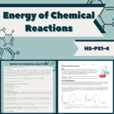 Energy of Chemical Reactions